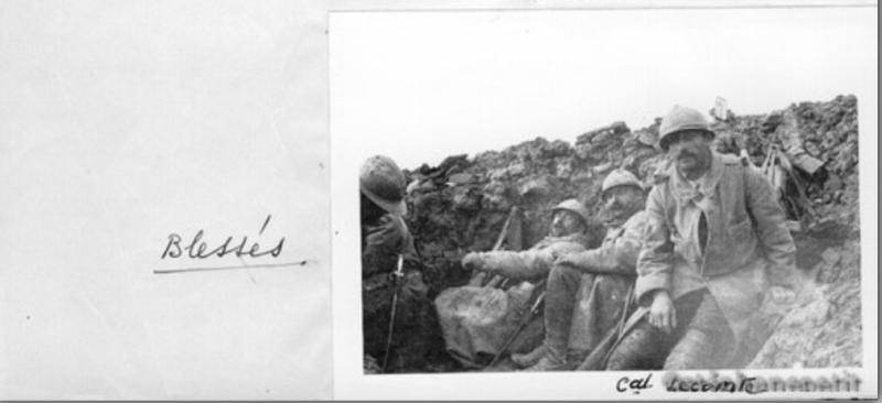 Jean Petit, officier du 102° B.C.P. 1916-1918. Jp5911