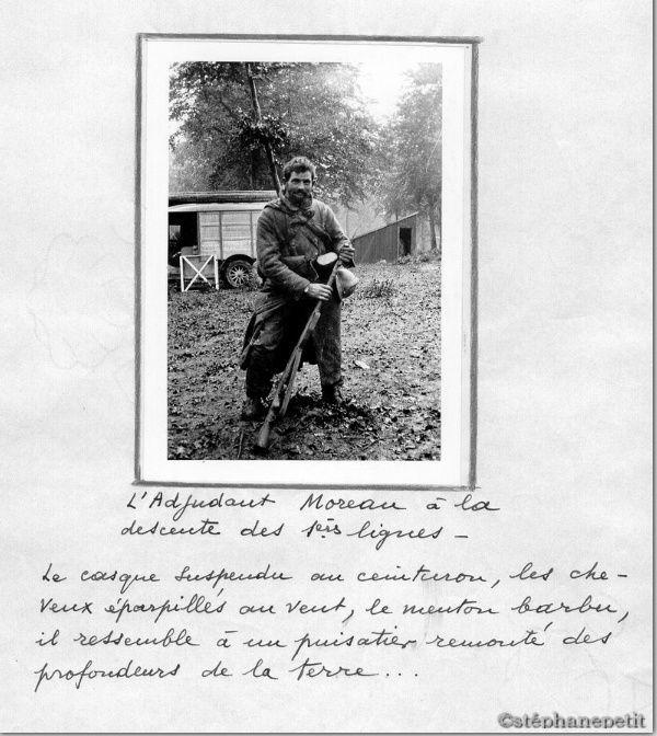 Jean Petit, officier du 102° B.C.P. 1916-1918. Jp6012