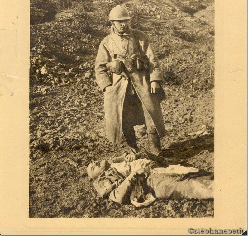 Jean Petit, officier du 102° B.C.P. 1916-1918. Jp6610