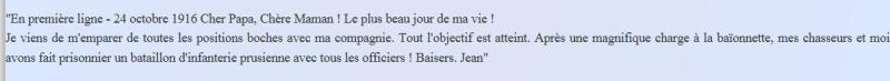 Jean Petit, officier du 102° B.C.P. 1916-1918. Jp6710