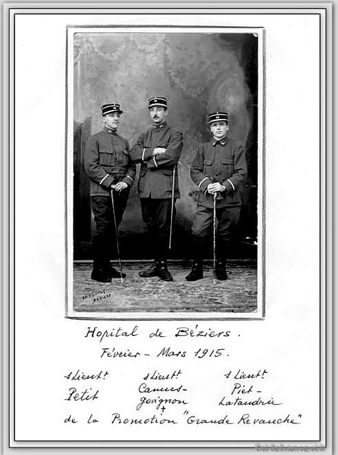 Jean Petit, officier du 102° B.C.P. 1916-1918. Jp710