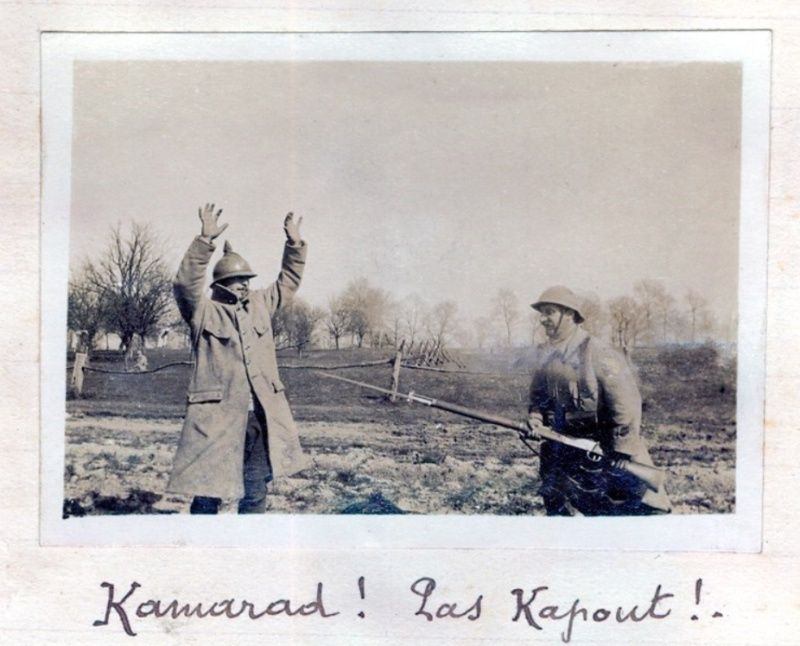 Jean Petit, officier du 102° B.C.P. 1916-1918. Jp7310