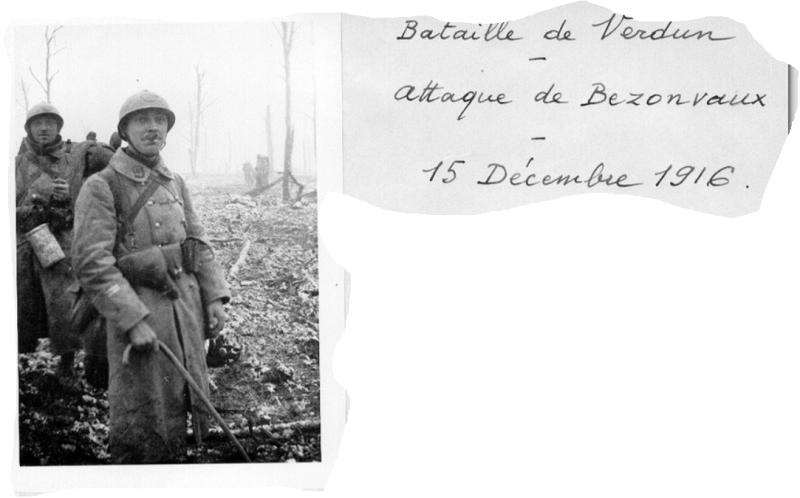 Jean Petit, officier du 102° B.C.P. 1916-1918. Jp7411