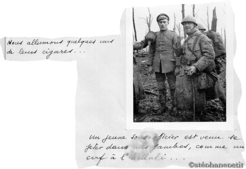 Jean Petit, officier du 102° B.C.P. 1916-1918. Jp7511
