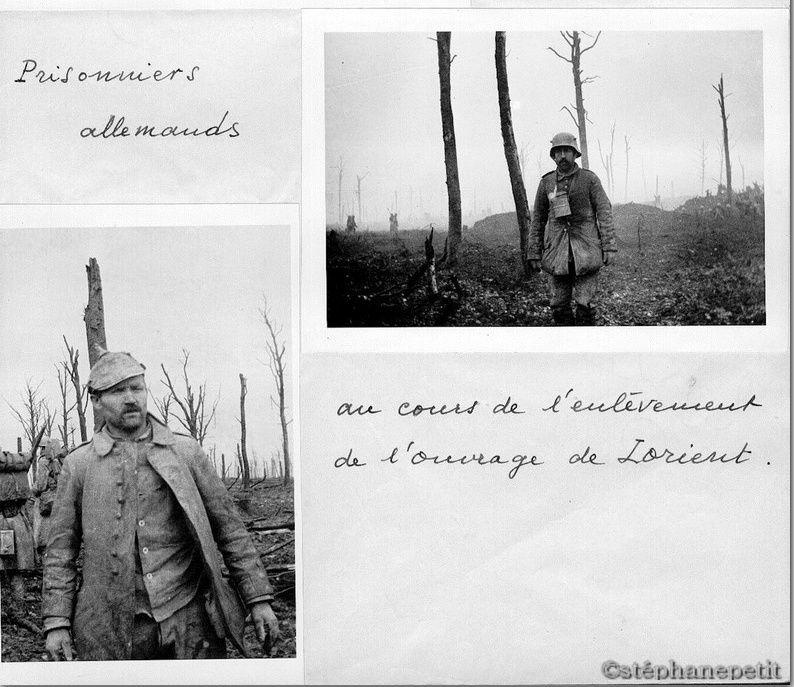 Jean Petit, officier du 102° B.C.P. 1916-1918. Jp7711