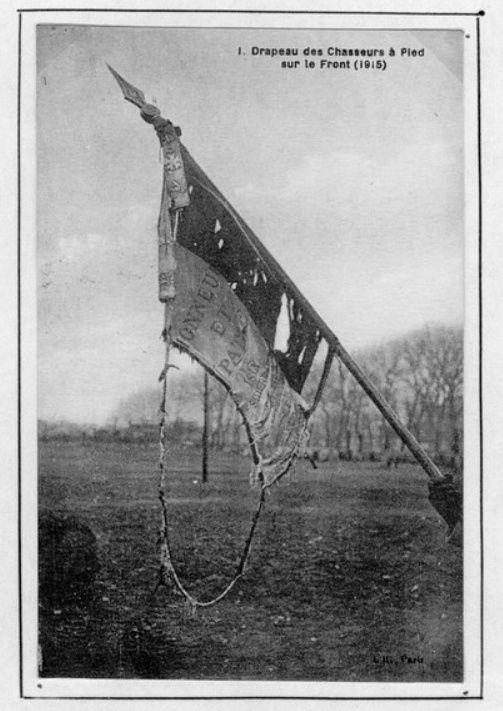 Jean Petit, officier du 102° B.C.P. 1916-1918. Jp81c11