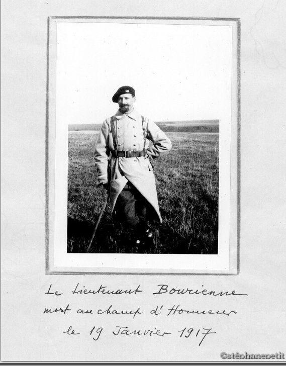 Jean Petit, officier du 102° B.C.P. 1916-1918. Jp8310