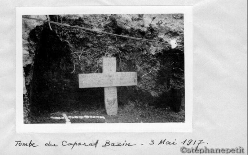 Jean Petit, officier du 102° B.C.P. 1916-1918. Jp9410
