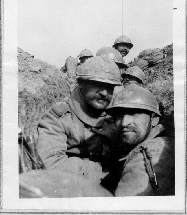 Jean Petit, officier du 102° B.C.P. 1916-1918. Jp9510