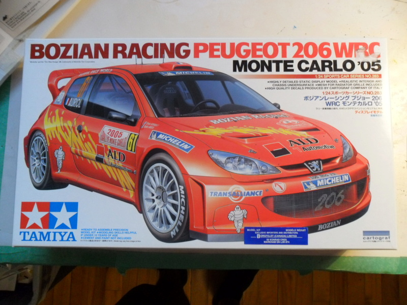 Peugeot 206 WRC Team Bozian 2005 Sam_2519
