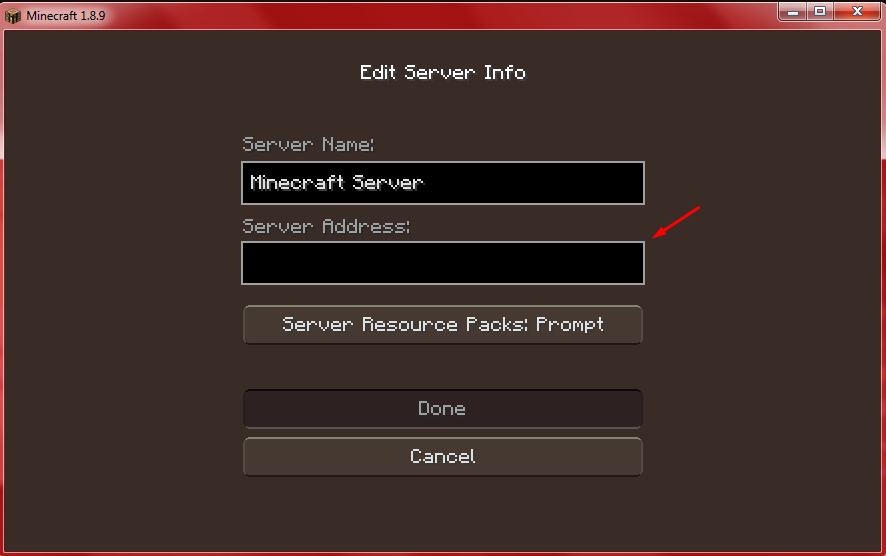 There is nothing on that page referencing Minecraft. Screen20