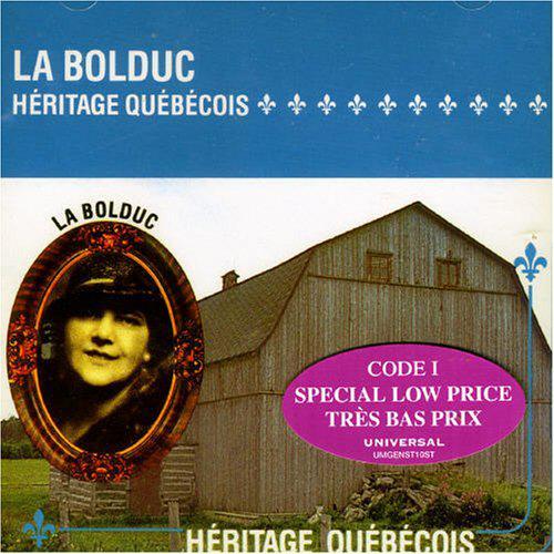 Chanson québécoise - Playlist Ach00010