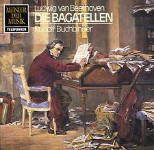 Beethoven - Bagatelles (piano) Beetho10