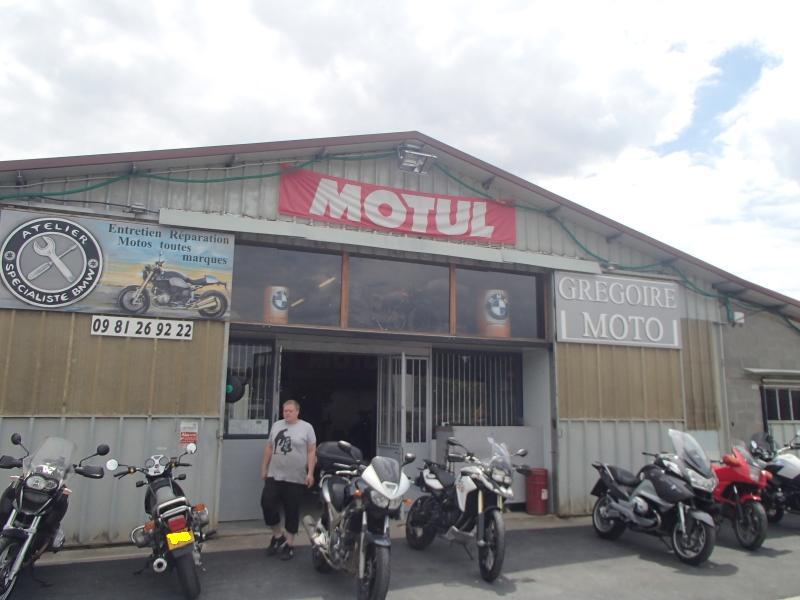 Garage 63 Puy de Dôme  Grégoire Moto P7250110