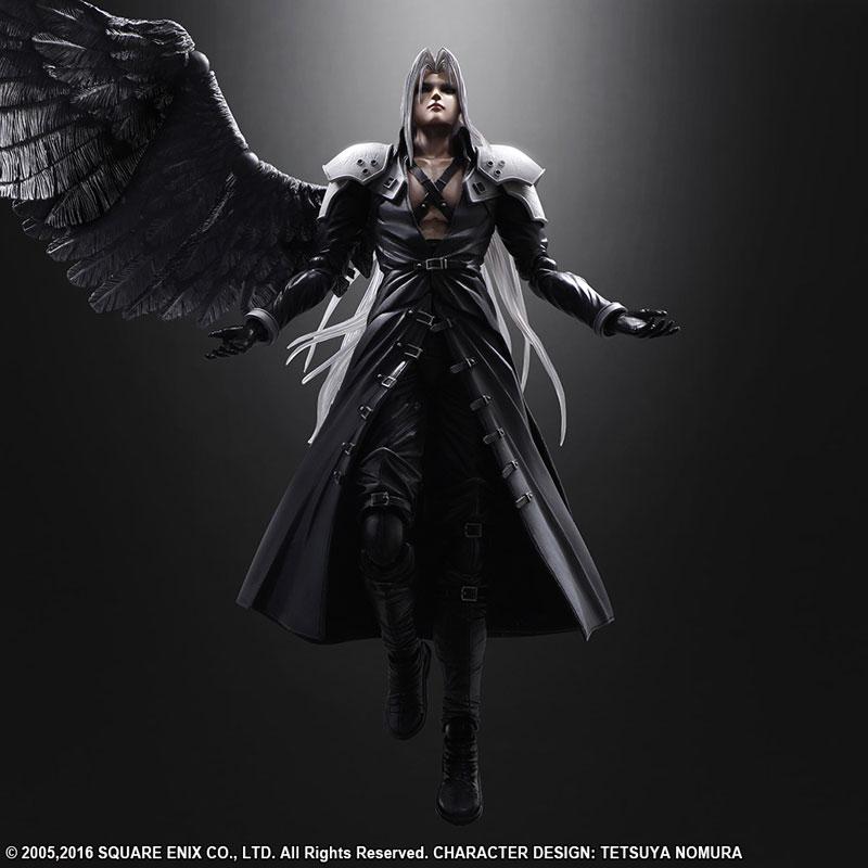 Nouveaux Playart Kai ( Sephiroth, Marcus Fenix, Squall ... )  Ff7-se10