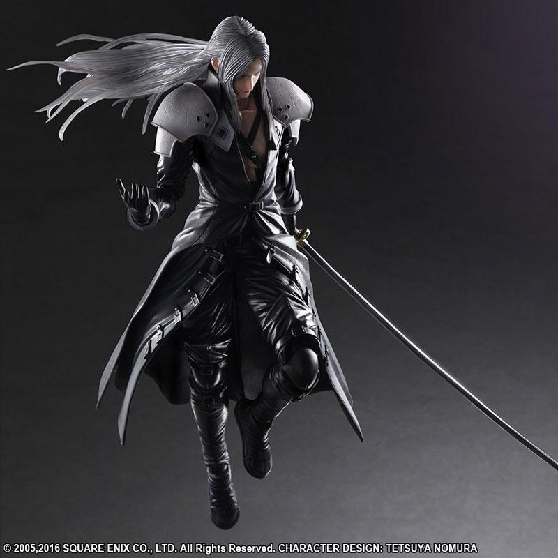 Nouveaux Playart Kai ( Sephiroth, Marcus Fenix, Squall ... )  Ff7-se11