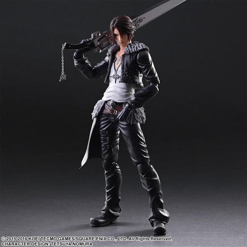Nouveaux Playart Kai ( Sephiroth, Marcus Fenix, Squall ... )  Squall10