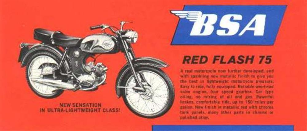 un beau petit moteur 4 temps anglais  Bsa_be12
