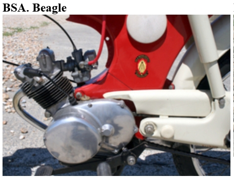 un beau petit moteur 4 temps anglais  Bsa_be18