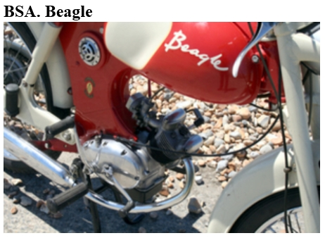 un beau petit moteur 4 temps anglais  Bsa_be19