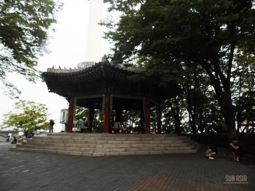 N Seoul Tower / Namsan Tower (Séoul) 510