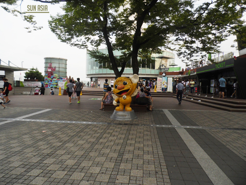 N Seoul Tower / Namsan Tower (Séoul) 710