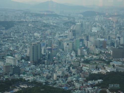 N Seoul Tower / Namsan Tower (Séoul) 810