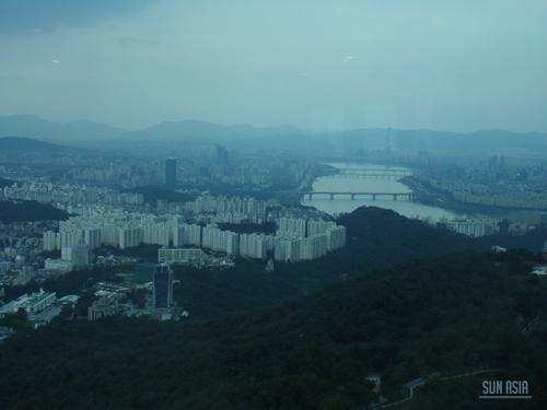 N Seoul Tower / Namsan Tower (Séoul) 910