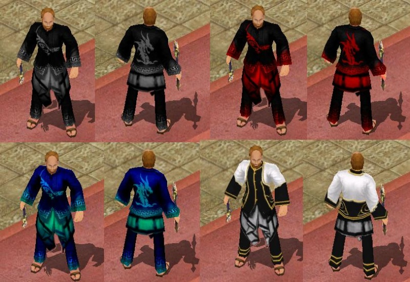 [PREVIEW] NEW CASUAL ON RAISER ONLINE Raya110