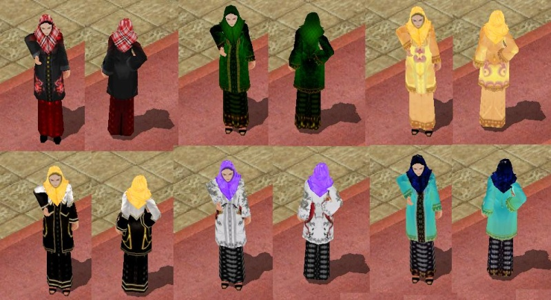 [PREVIEW] NEW CASUAL ON RAISER ONLINE Raya210