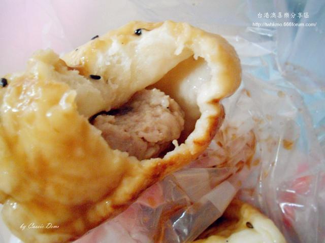 小吃美食 - 【內湖美食 | 小吃攤販 | 銅板美食 | 台北】湖光市場旁的厚呷水煎包 Ouoeao16
