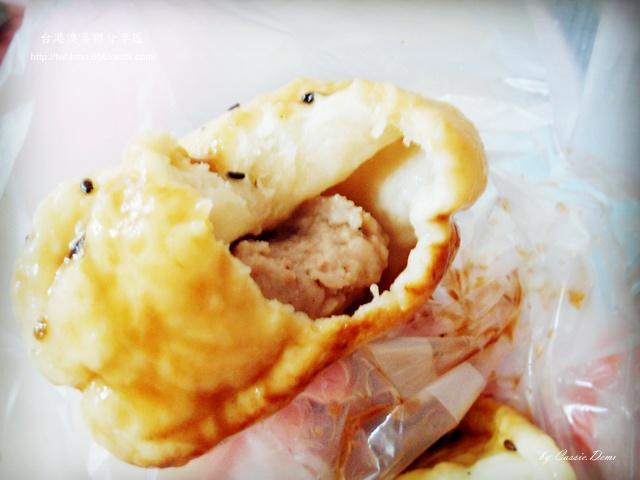 小吃美食 - 【內湖美食 | 小吃攤販 | 銅板美食 | 台北】湖光市場旁的厚呷水煎包 Ouoeao17