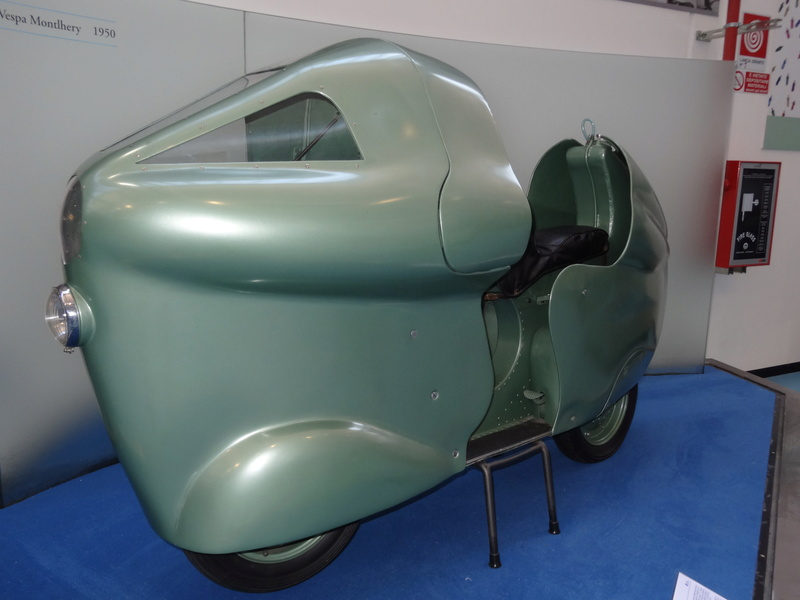 Musée Piaggio de Pontedera Dsc04612
