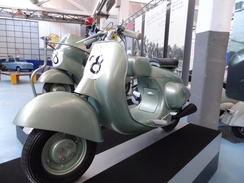Musée Piaggio de Pontedera Dsc04613