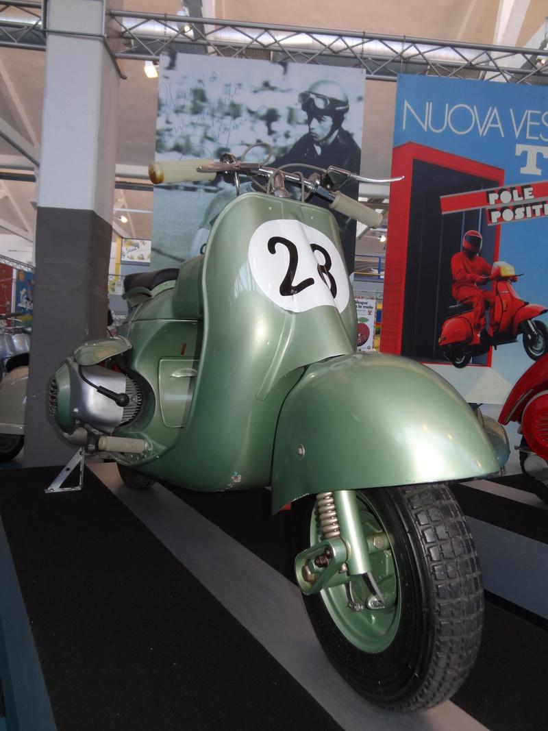 Musée Piaggio de Pontedera Dsc04615