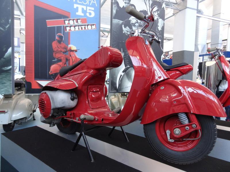 Musée Piaggio de Pontedera Dsc04618