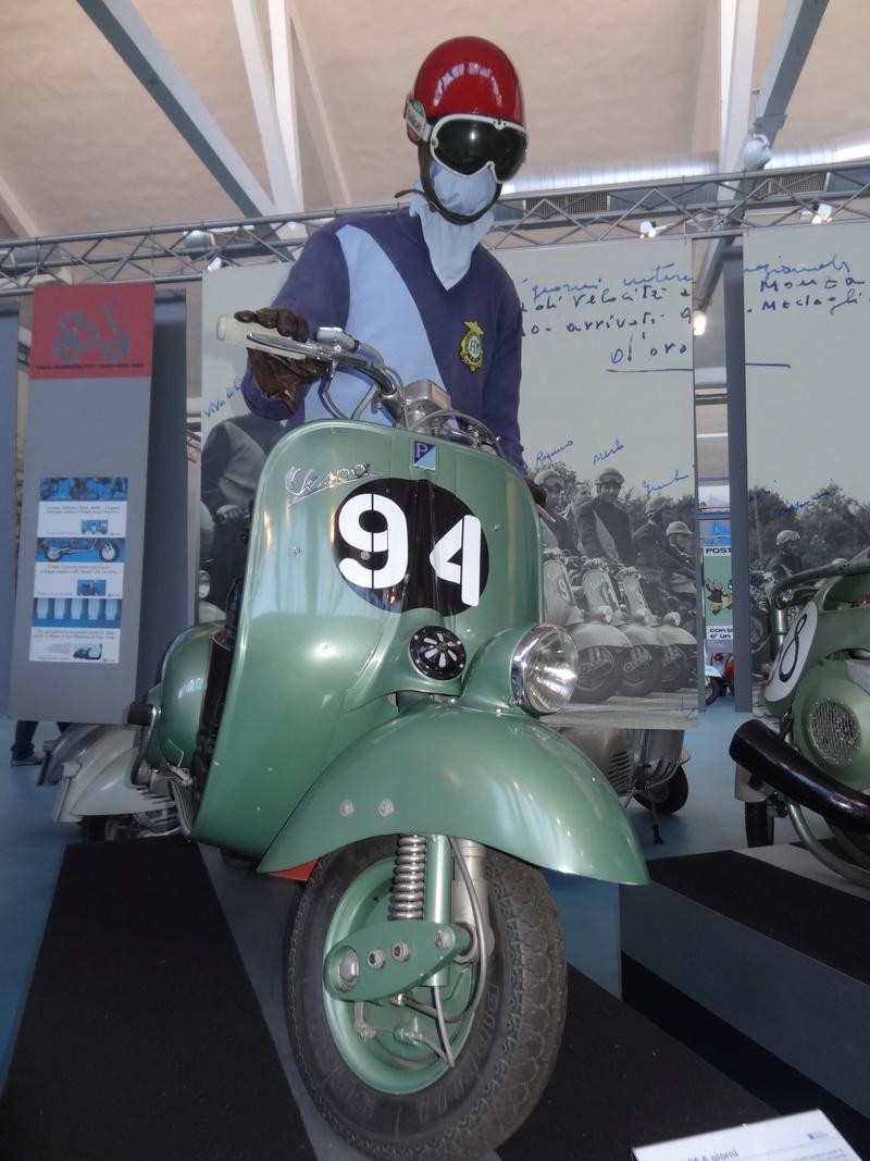 Musée Piaggio de Pontedera Dsc04620