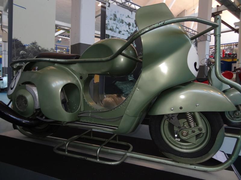 Musée Piaggio de Pontedera Dsc04622