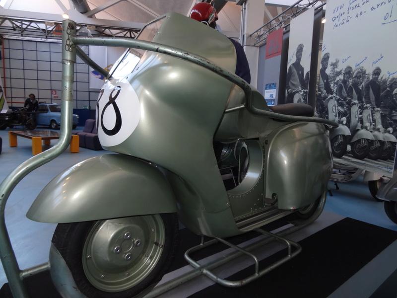 Musée Piaggio de Pontedera Dsc04626