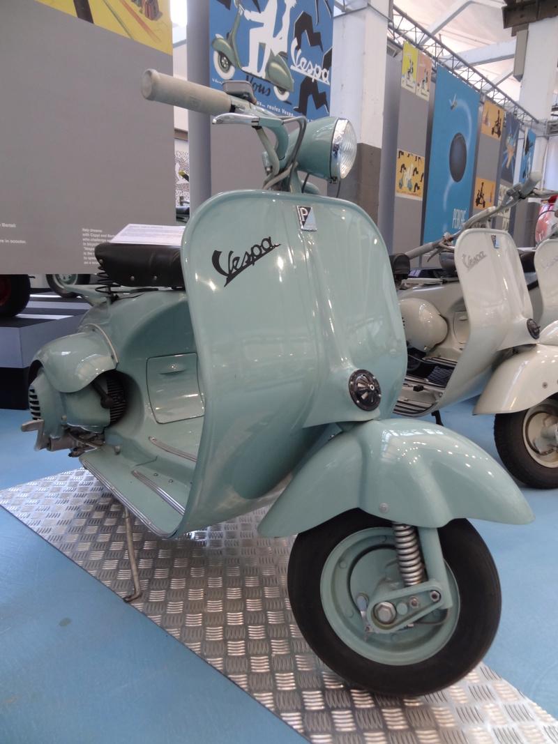 Musée Piaggio de Pontedera Dsc04665