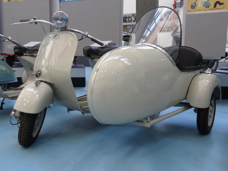Musée Piaggio de Pontedera Dsc04667