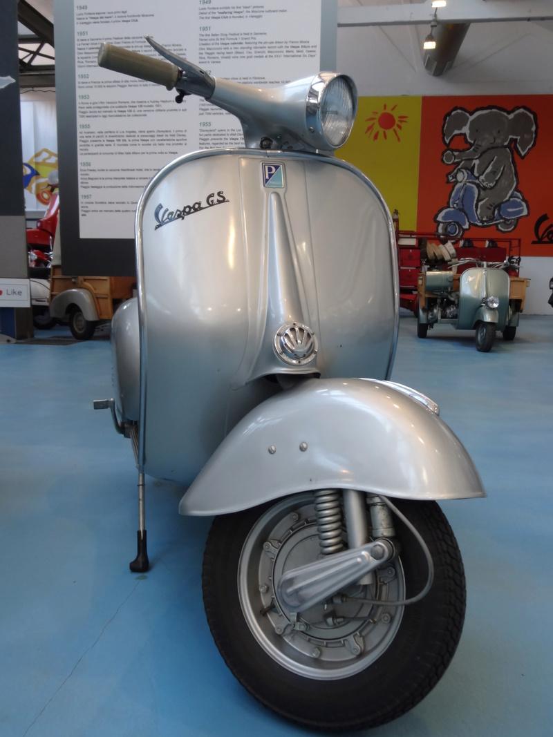 Musée Piaggio de Pontedera Dsc04669