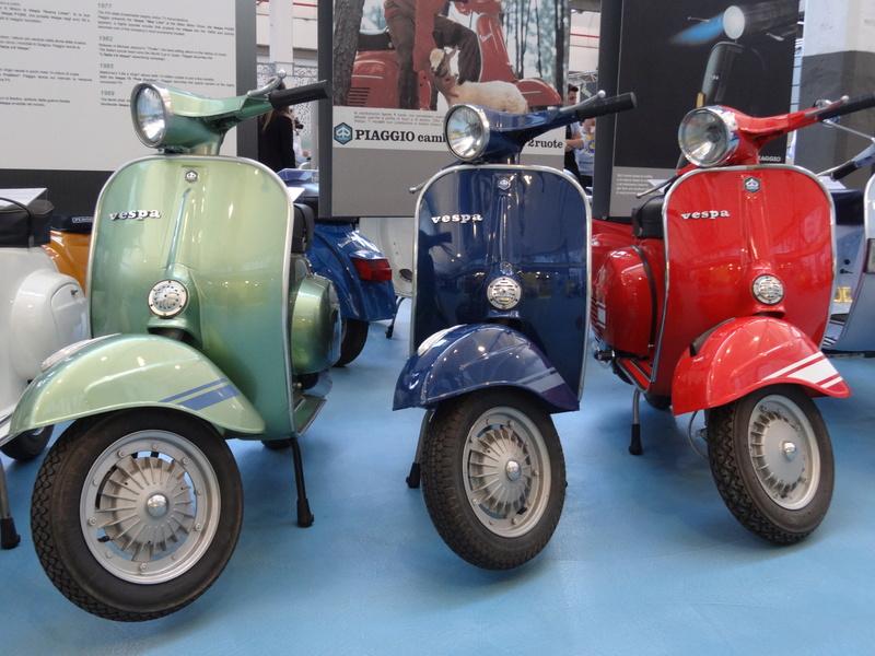 Musée Piaggio de Pontedera Dsc04717