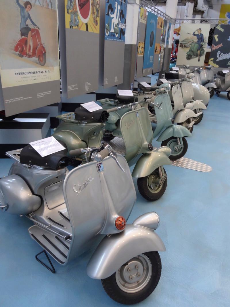 Musée Piaggio de Pontedera Dsc04719
