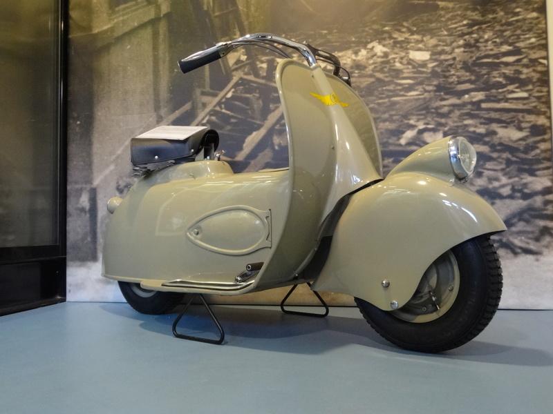 Musée Piaggio de Pontedera Dsc04724