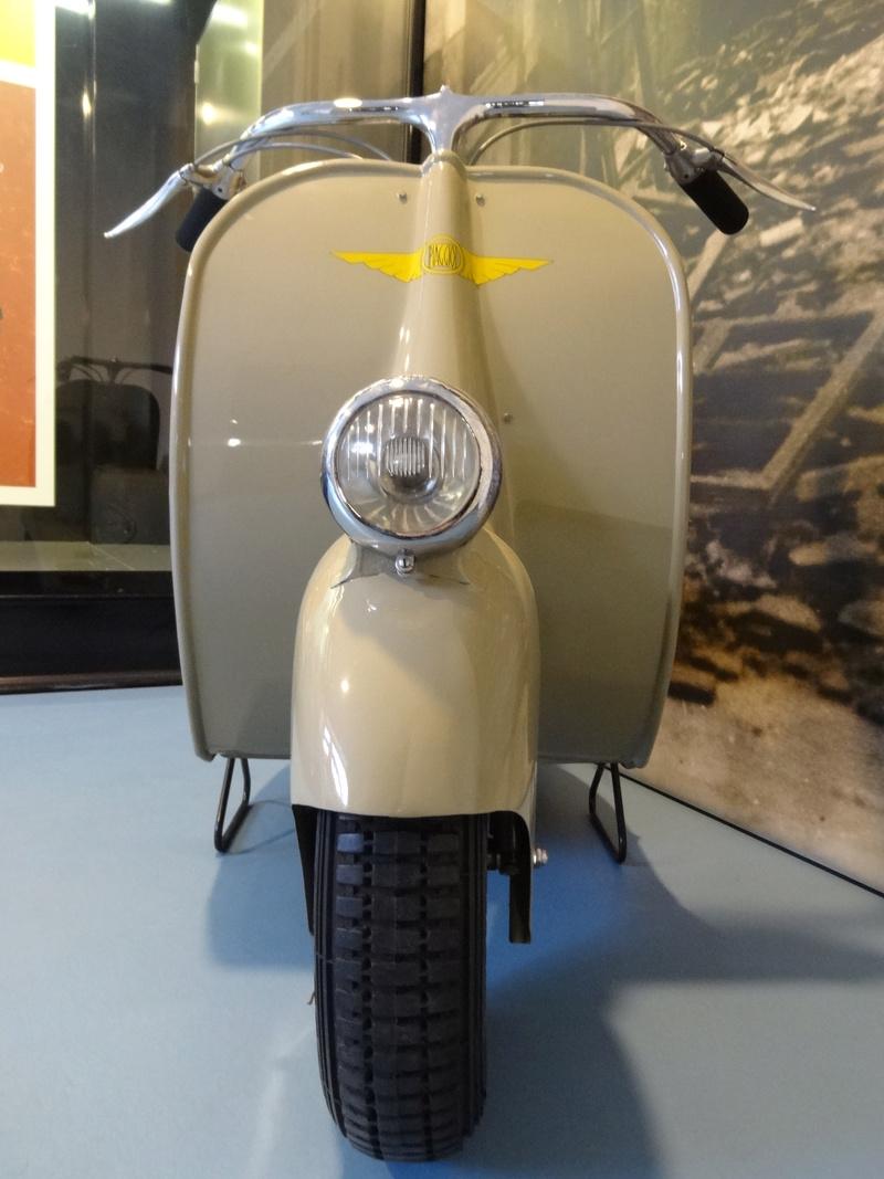 Musée Piaggio de Pontedera Dsc04733
