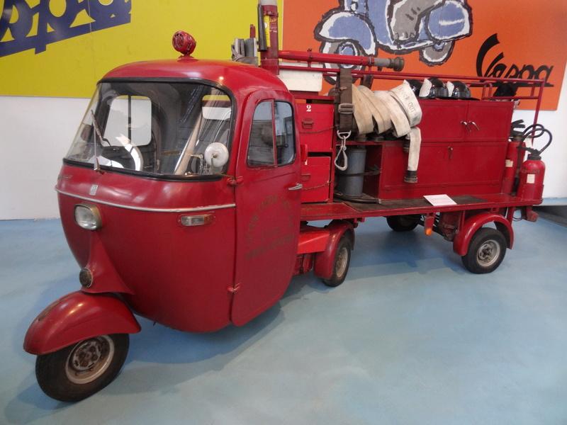 Musée Piaggio de Pontedera Dsc04738