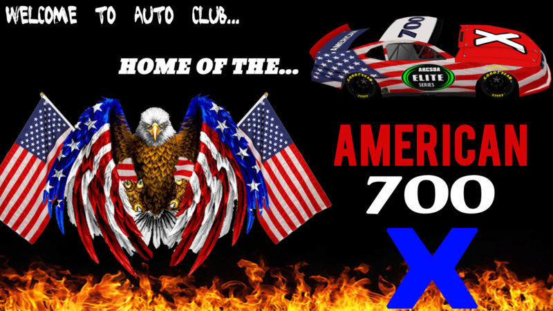 American 700 X Logo competition Americ11