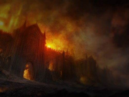 In Inceptum Finis Est - Shifters Burnin11