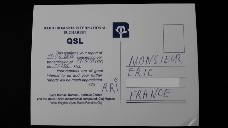 Roumanie / RRI 20160713